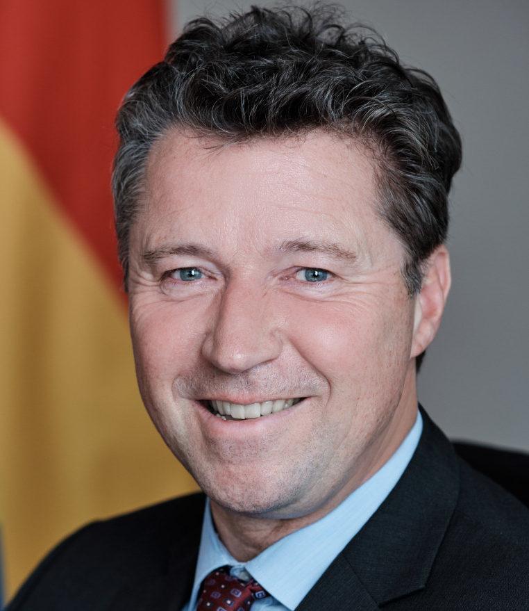 GВza Andreas von Geyr, Botschafter