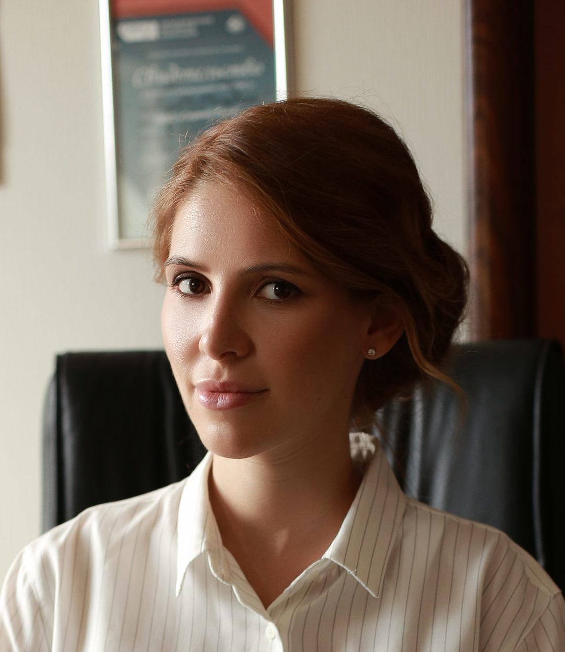 Polina Scharowa, Hermes-Ural 2